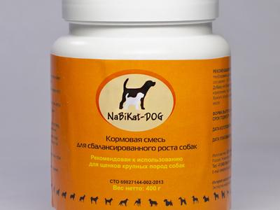 Хондропротекторы для собак крупных пород