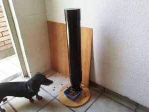 Как сделать кормушку для собаки своими руками в квартире 198