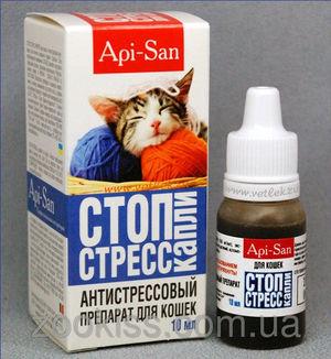 Средства для кошек