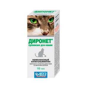 препарат диронет