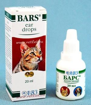 Препараты от ушных клещей