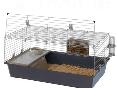 Большая клетка для декоративного кролика
