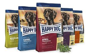 Happy dog корм для шпица